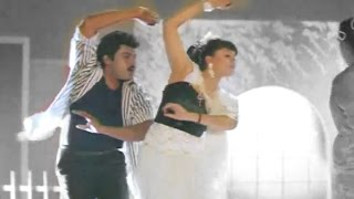 Gang Leader Telugu Movie Songs - Pala Bugga - #Chiranjeevi, #Vijayashanti