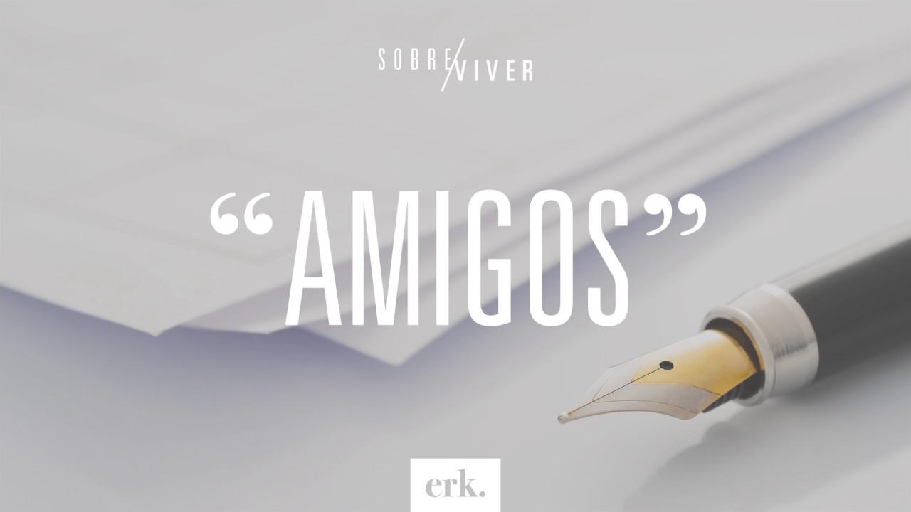 """Sobre Viver #178 - """"Amigos"""" / Ed René Kivitz"""