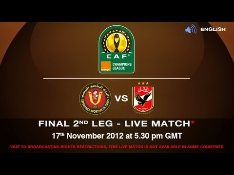 Esprance Sportive de Tunis vs Al Ahly - full MATCH, all GOALS