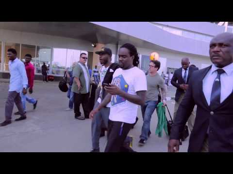 Homecoming! Wale Visits Family In Nigeria for the First Time