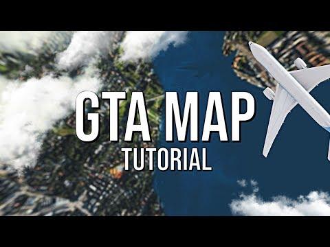 GTA MAP EFFECT | Tutorial