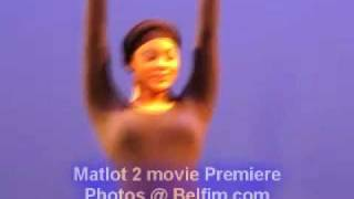 Martine Joseph Folklore Dance Matlot 2 Movie Premiere Pt 13