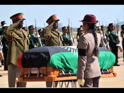 Thousands Gather To Welcome Malawi President's Remains