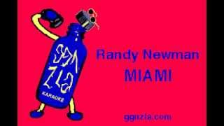 Watch Randy Newman Miami video