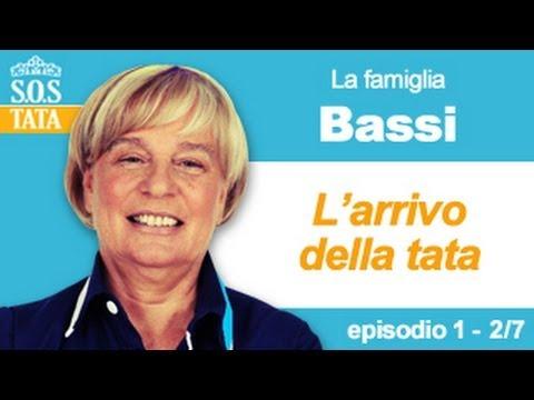 S.O.S TATA – La famiglia Bassi 2/7 (stagione 6)