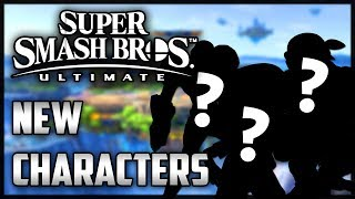 Every Upcoming Echo Fighter in Smash Ultimate | My Predictions