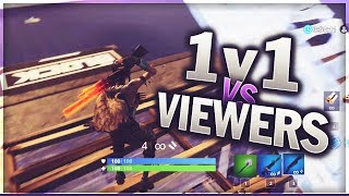 I 1v1'ed my subscribers... and this is what happened