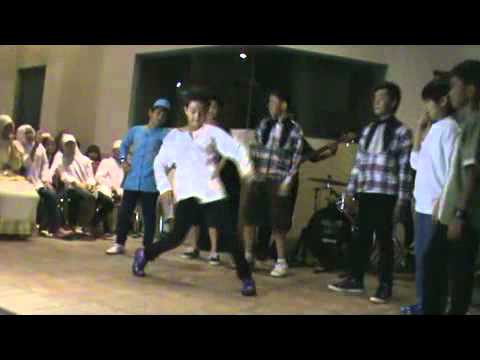 SUPER7 DANCE at ULTAH BD