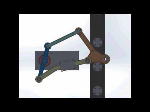 Bolt Insertion Six-bar Linkage