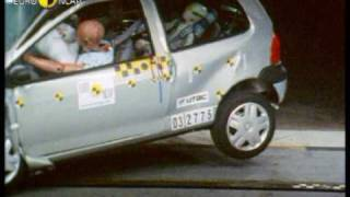 Euro NCAP | Renault Twingo | 2003 | Crash test