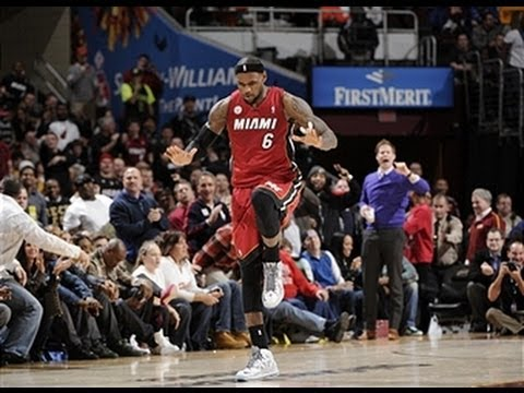 The Heat Save the Streak with a HUGE Comeback