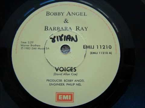 Bobby Angel & Barbara Ray - Voices