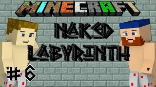 Minecraft | FTB: Unleashed | Naked Labyrinth | LOOOOOOT