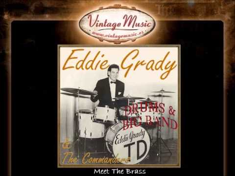 Eddie Grady & The Commanders -- Meet The Brass