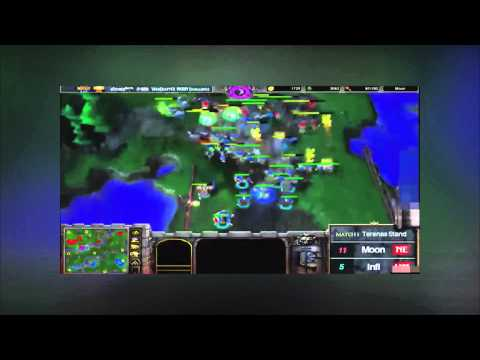 10/3/14 [ESGN TV Daily News] -- WarCraft III Moon retires from Gamefy
