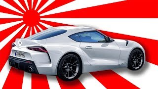 Going to Japan to See The New Supra
