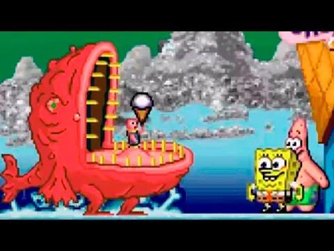 Spongebob Squarepants Movie: The Video Game | EPISODE 7 | Walkthrough *GBA