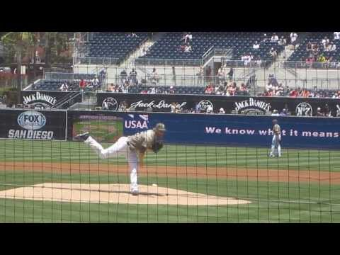 Andrew Cashner, San Diego Padres RHP (vs. Washington)
