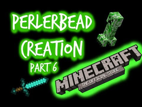 Perler Bead Creations Part 6 (Minecraft Edition)