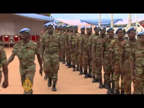 UN deploys peacekeeping mission in Mali
