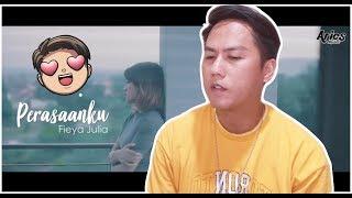 Fieya Julia - Perasaanku (Official Music Video with Lyric) | REACTION
