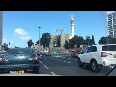 Alert in tel aviv: rocket attack - 9th day of war - Israel/Hamas