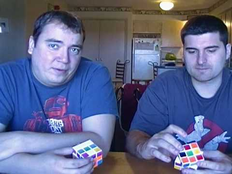 4) DIY SPEEDCUBE REVIEW TYPE D REVIEW. TYPE E & TYPE F REVIEW DIY CUBE - VIDEO  2