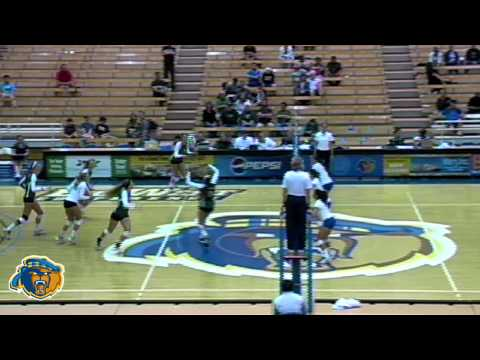 2014 UCR Volleyball vs Cal Poly