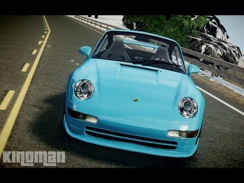 Porsche 911(993) GT2 1995