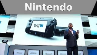 Nintendo All-Access Presentation @ E3 2012