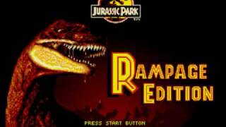 Jurassic Park Rampage Edition Soundtrack - Main Theme