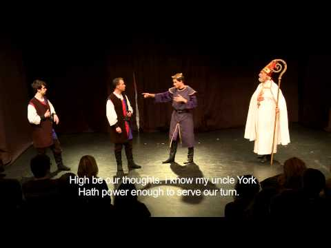 The Tragedy Of Richard Ii By William Shakespeare video