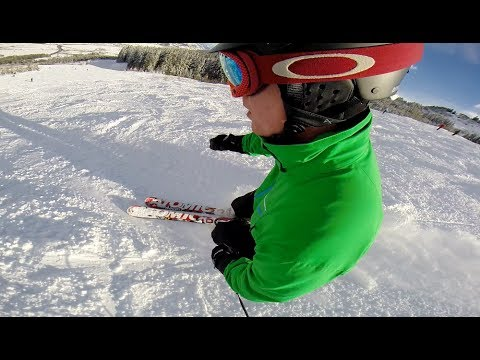 Wintersport 2014 - Zell am See / Kaprun - Skiing - GoPro Hero HD 3+ Black Edition (ski Austria)