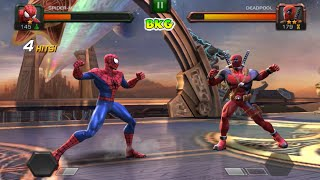 SPIDERMAN vs DEADPOOL and HULK and MORE Fighting Game - Best Kid Games