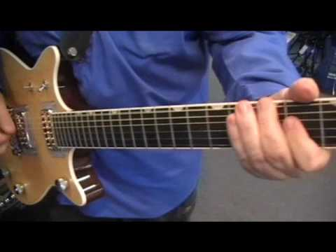AC/DC Malcolm Young Signature Gretsch - Lander's Music
