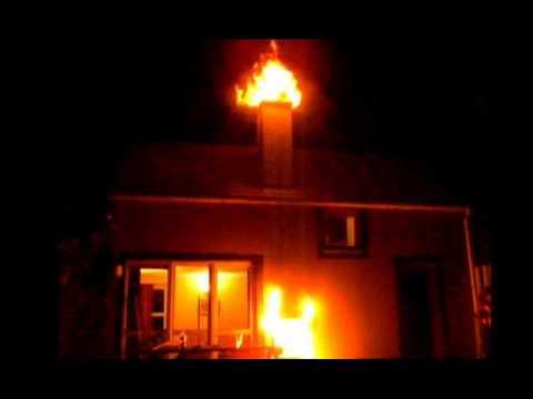 Honey Wake Up We Got A Chimney Fire Youtube