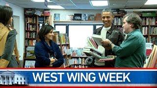 West Wing Week 12/06/13 or,