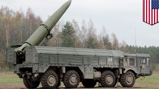 US threatens to pull out of nuclear weapons treaty - TomoNews