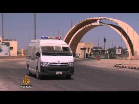 Jordan armed forces place on high alert