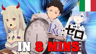 Re:Zero IN 8 MINUTI - Gigguk ITA - Orion