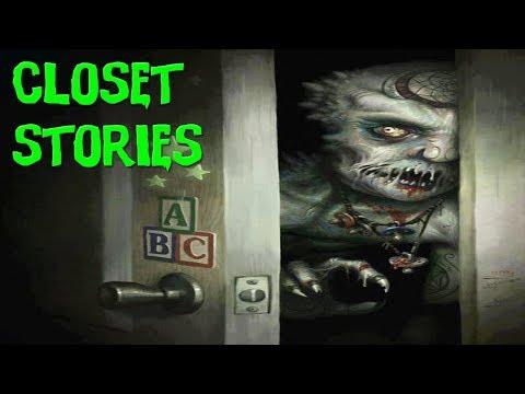 8 TRUE Scary Closet Horror Stories