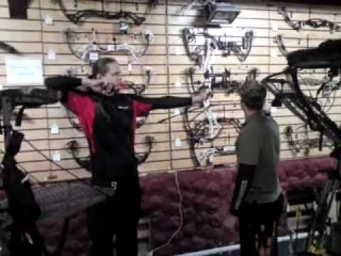 Bowtech Insanity CPXL. ARCOclub test.MP4