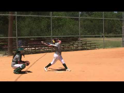Ashley Briones - 2013 Summer Mechanics Workout
