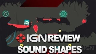 Sound Shapes Review - IGN Review