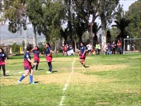 Rugby Women 7's   Season 2014 15  Cup   Haifa vs Jerusalem   27 02 2015