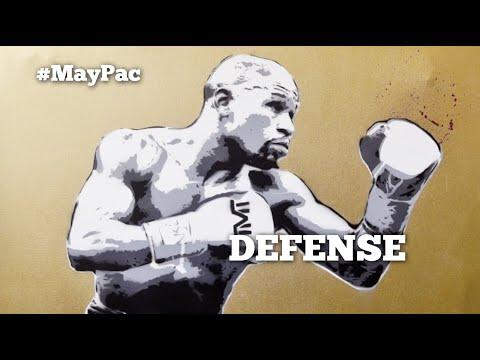 "Mayweather vs Pacquiao: Signature Techniques #10 - Floyd's ""Michigan"" Defense"