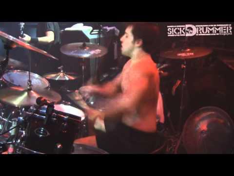 Sepultura - Eloy Casagrande - Drum Solo and Subtraction