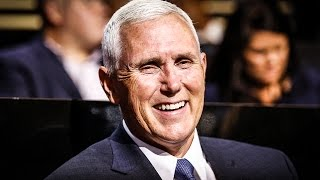 Pence Is Clearly Laying The Groundwork To Take Over For Donald Trump