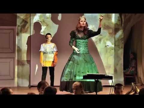 Кюи, Цезарь - Опера «Снежный богатырь»
