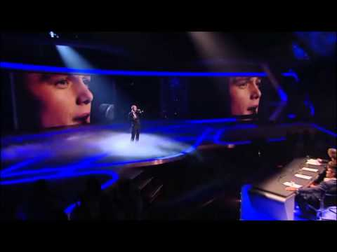 Scott Bruton - I Can't Make You Love Me (The X Factor UK 2008) [Live Show 3 - Bottom 2]